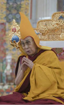 Enseñanzas de S.S. el Dalai Lama en Bodhgaya & Ruta por las Huellas del Buda