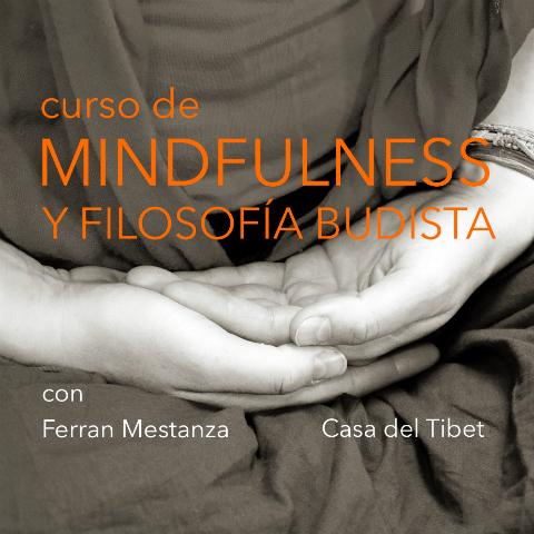Curso de Mindfulness y Filosofía Budista