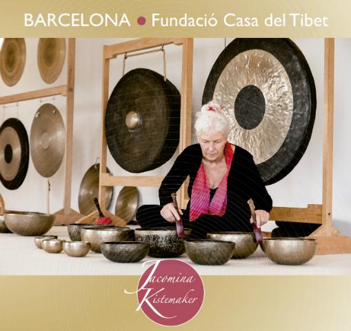 Concert-meditació 'Resonance' i tallers d'iniciació i veu