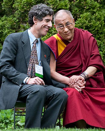 Richard Davidson & Dalai Lama