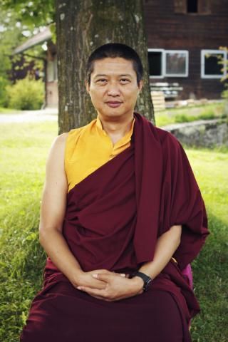 Conferència: Com ens beneficia la meditació a la nostra vida diària? amb Gyetrul Rimpotxé