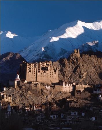 Himalaya. Las montañas de Buda