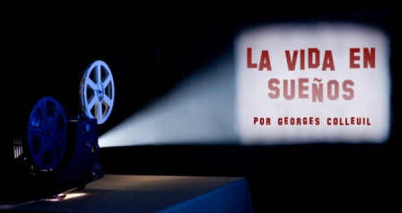 'La Vida en Sueños' impartida por Georges Colleuil