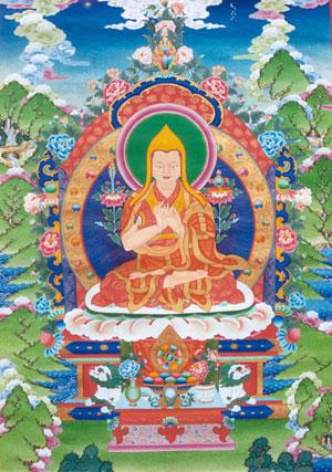 Puja de Lama Tsongkhapa dirigida por el Ven. Thubten Wangchen