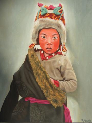"""Exposició """"Veus del silenci"""" amb pintures de Daniel Fenoy"""