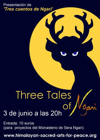 'Tres contes de Ngari'
