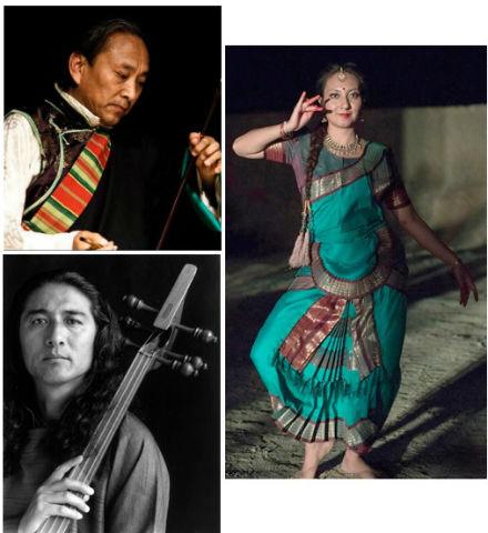 NATURAL WORLD: recital de música clàssica i tradicional tibetana, i dansa clàssica de l'Índia