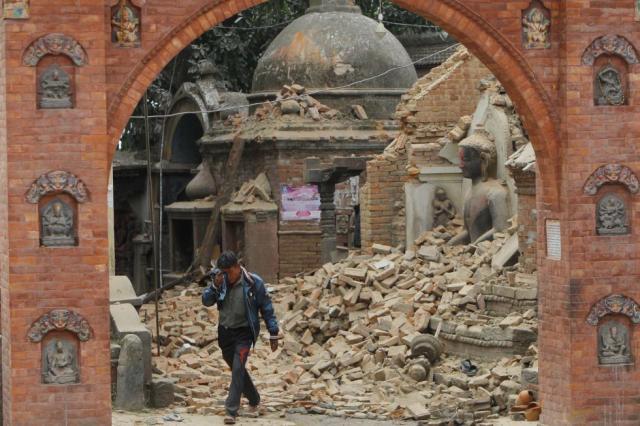 AYUDEMOS a las víctimas del terremoto en NEPAL