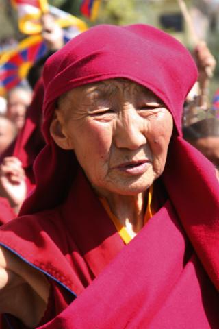 Tibet, 50 anys de resistència. Retrats de dones