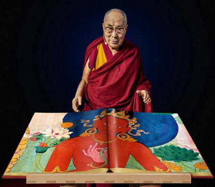 'Murals of Tibet' con fotos de Thomas Laird