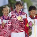 Qieyang logró una histórica medalla de bronce