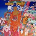 Lha Bab Düchen, descens de Buda des del paradís de Tushita.