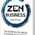 Presentació del llibre: 'Zen Business: los beneficios de aplicar la armonía en la empresa'