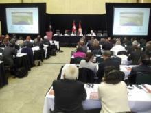 Sexta Convención Mundial de Parlamentarios sobre el Tíbet en Ottawa
