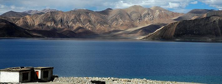 Paisaje de Ladakh