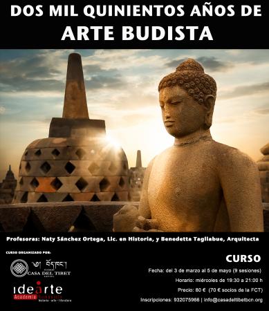 curs d'art budista