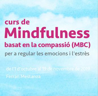Mindfulness basat en la compassió (MBC)