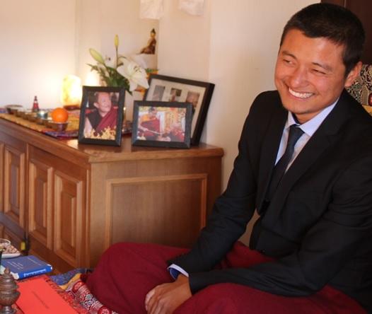 Conferència 'L'amor i les relacions segons el budisme'