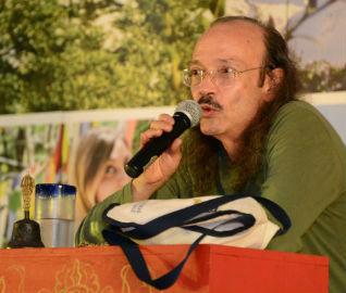 """Conferència """"Què és el Dzogchen"""", amb Elías Capriles, deixeble de Namkhai Norbu Rimpotxé"""