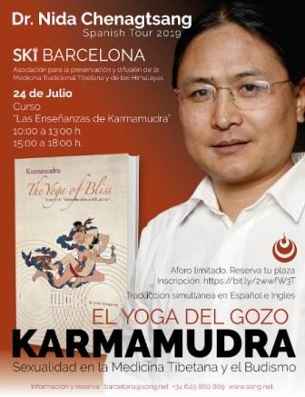 Dr Nida, Karmamudra