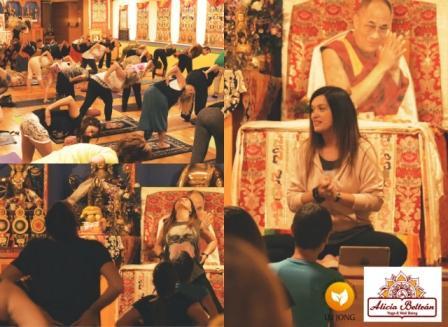 Taller 'Introducció al ioga tibetà Lu Jong' amb Alícia Beltrán