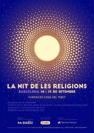 La Nit de les Religions 2019