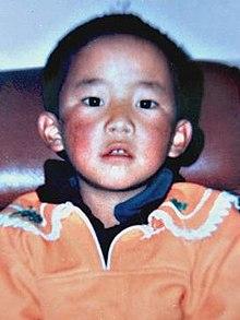 30º cumpleaños del Panchen Lama