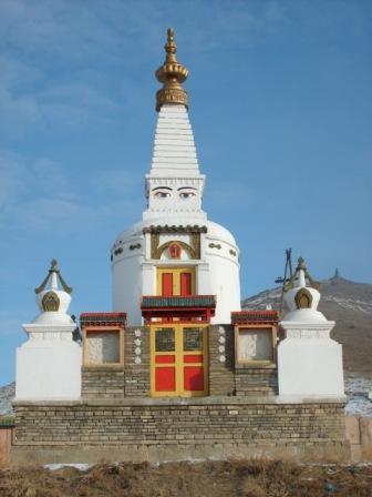 Curso online 'El Tambor y el Rayo: El Budismo de Mongolia'