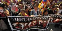 Al menos 88 tibetanos se han autoinmolado desde 2009, una cifra que aumenta día a día.© Gerardo Angiulli / Demotix