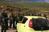 El parlamento condena los disparos de la policía china sobre los tibetanos