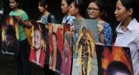 Hombre tibetano se inmola ignorando las súplicas de exiliados
