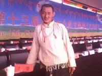 Tsering Dhondup, tibetano  que se ha inmolado hoy en una foto sin fecha.