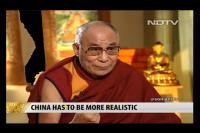 Su Santidad el Dalai Lama responder a la llamada en las preguntas