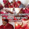 Masterclass benèfica de ioga tibetà