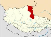 The newly formed Tsonyi county.