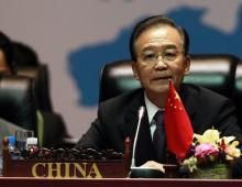 Wen Jiabao, en una cumbre Asia-Europa en Laos, en noviembre del 2012. SUKREE SUKPLANG   REUTERS